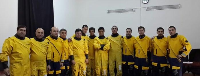 OTI Training Center is one of Lieux qui ont plu à Erkan.