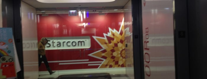 Starcom USA is one of Lieux qui ont plu à Lou.