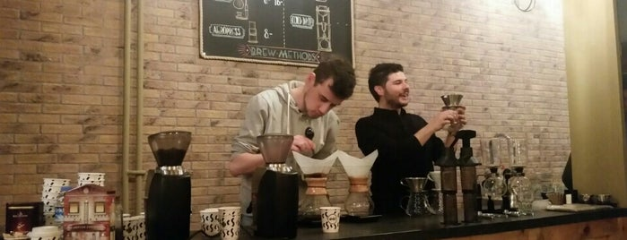 Coffee Sinky (Speciality Coffee Shop) is one of Kahve Mekanları.