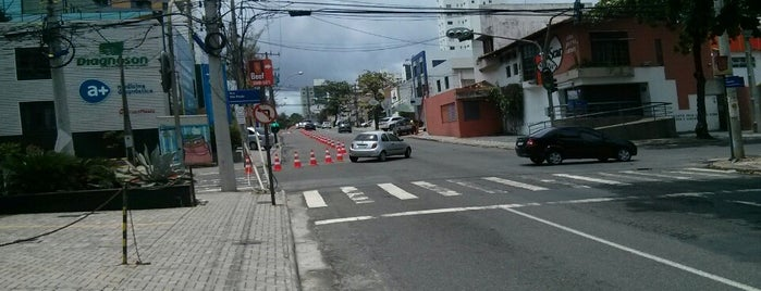 Rua Pernambuco is one of Ios publicidades.