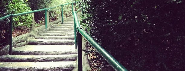 Parc des Buttes-Chaumont is one of Hopefully, I'll visit these places one day....
