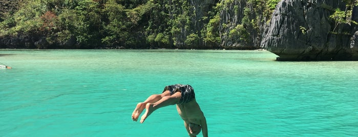 Cadlao Lagoon is one of Philippines.