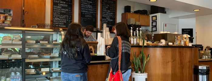 Cool Bean Coffee Shop is one of Yosemite.