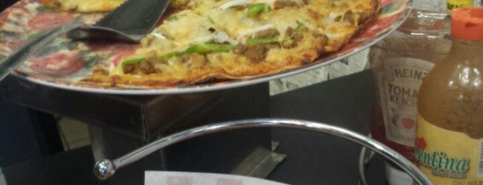 Capriccio Soda & Soft Gelato is one of Pizzas Que He Comido.