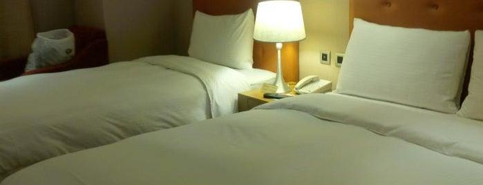 經典飯店 Classic City Resort is one of phongthonさんのお気に入りスポット.