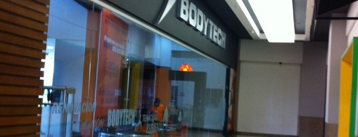 Bodytech is one of Posti che sono piaciuti a Georban.