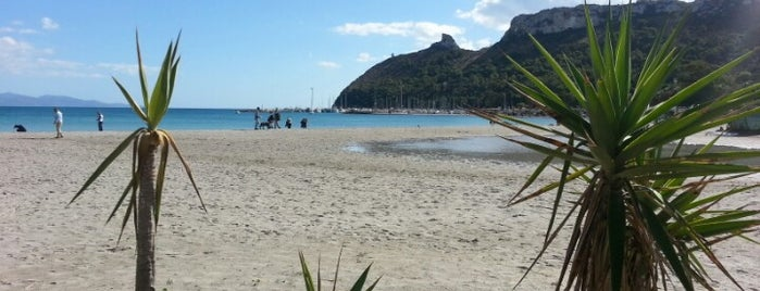 Spiaggia del Poetto is one of Light Blue Summer.