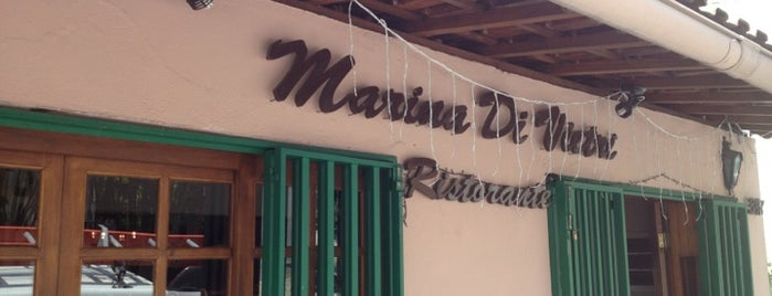 Marina Di Vietri is one of SP | Restaurantes.