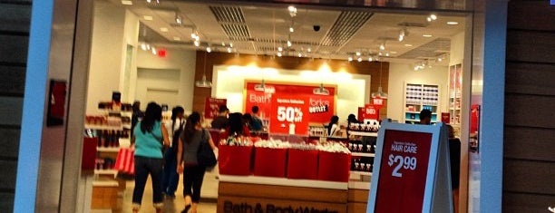 Bath & Body Works is one of Miami's must visit!.
