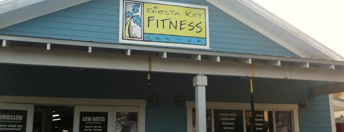 Siesta Key Fitness Center is one of Lieux qui ont plu à Stuart.