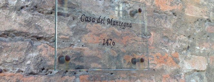 Casa Mantegna is one of Gianlucaさんのお気に入りスポット.