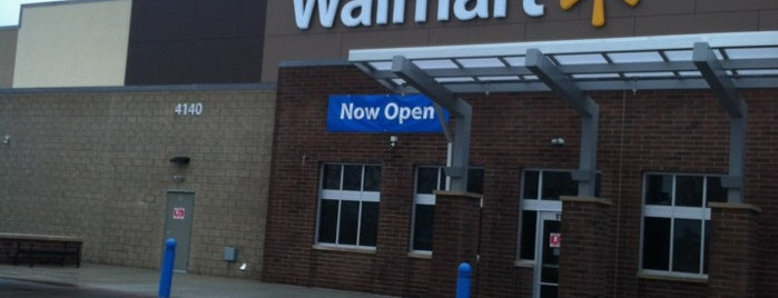 Walmart Supercenter is one of Great stores for discounts, etc.
