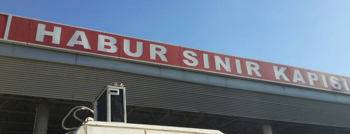 Habur Sınır Kapısı is one of Mustafa Çağri : понравившиеся места.