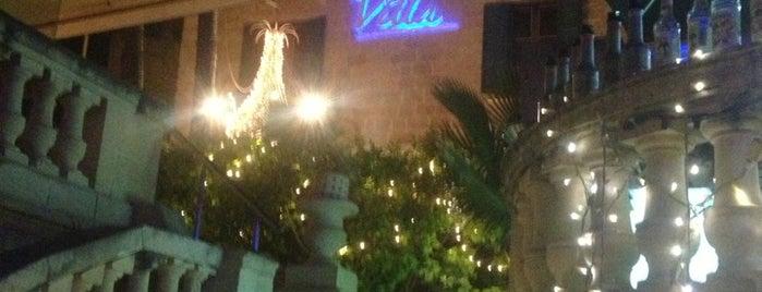 The Villa is one of Malta.