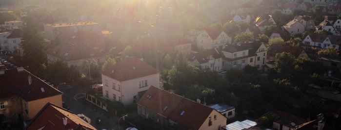Vokovice is one of Orte, die Erkan gefallen.
