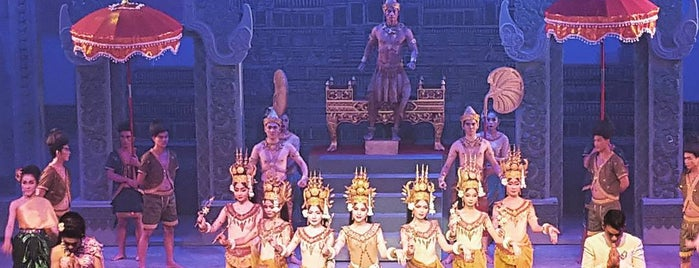 Rosana Broadway is one of Unforgettable Siem Reap.