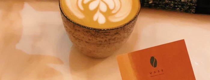 VASE Specialty Coffee is one of Locais curtidos por Anfal.R.