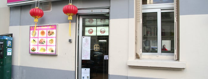 Raviolis Chinois 如意饺子 is one of Authentic Chinese food in Paris.