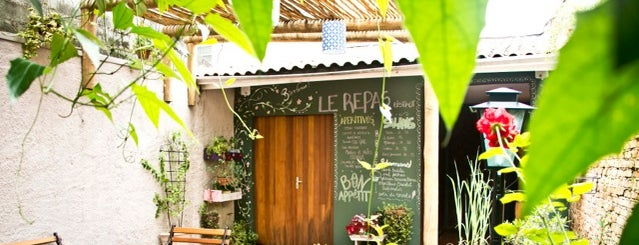 Le Repas Bistrot is one of Lugares favoritos de Mayara.