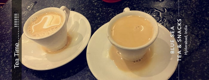 blue sea tea & Snacks is one of สถานที่ที่ Shiraz ถูกใจ.