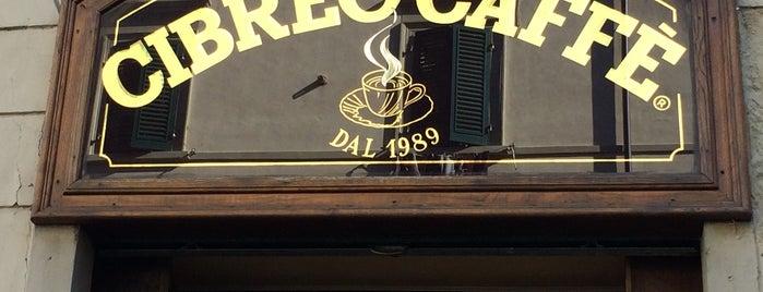Caffè Cibrèo is one of Firenze.