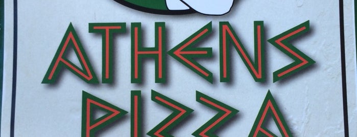 Athens Pizza is one of North Carolina.