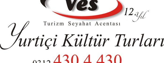Ves Turizm is one of Aicha'nın Beğendiği Mekanlar.