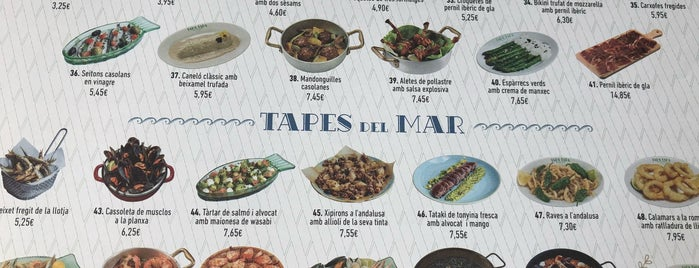 Tapa Tapa is one of A comer y a beber (2).