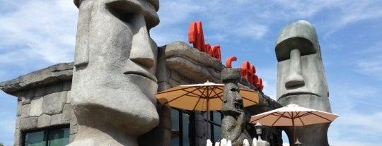 Moai Coffee is one of Yunus'un Beğendiği Mekanlar.