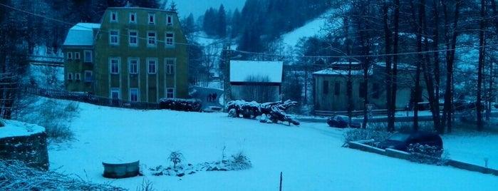 Hotel a restaurace Epocha is one of Jizerky.
