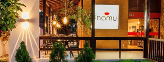NAMU Culinaria Oriental is one of Nathyさんの保存済みスポット.