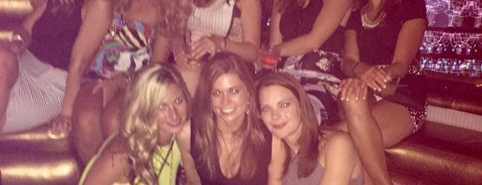 OMNIA Nightclub is one of Locais curtidos por Alex.