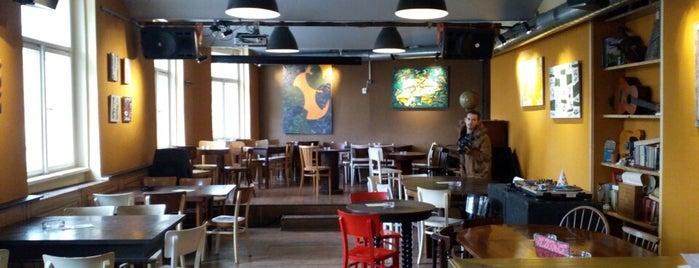 Ňáký Kafe is one of Praha Baru.