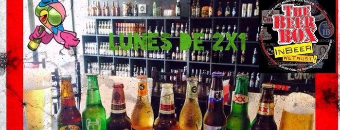 The Beer Box is one of Locais curtidos por Plinio.