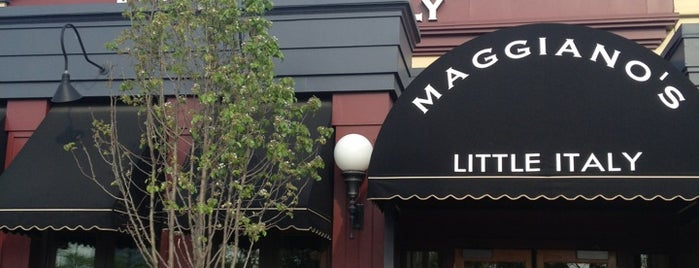 Maggiano's Little Italy is one of Chicago.