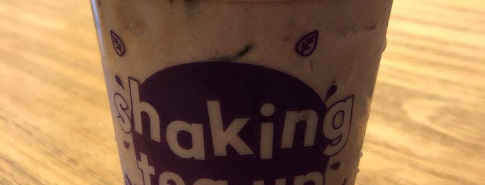 Chatime is one of Montreal.