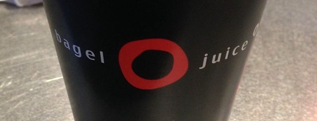 Bagel & Juice is one of Been there, done that!.