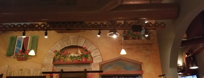 Gran Gusto is one of Solid Boston-Area Pizza.