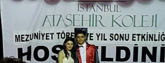 İstanbul Ataşehir Koleji is one of Posti che sono piaciuti a Doğu.