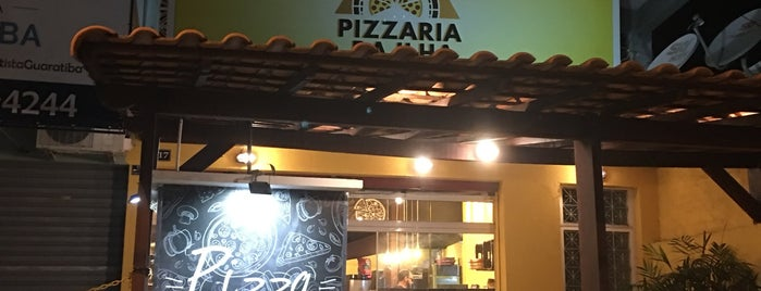 Pizzaria Ilha da Pizza is one of Lu 님이 좋아한 장소.