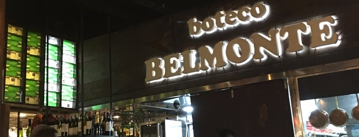 Boteco Belmonte is one of Locais curtidos por Lu.