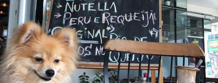 Mr. Minas Cafeteria is one of Lugares favoritos de Lu.