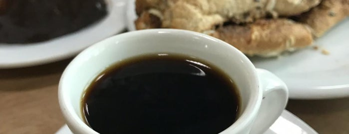 Santos Dupão Café is one of Lugares favoritos de Lu.