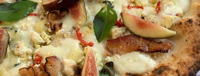 Ciao Pizzeria Napoletana is one of Lugares favoritos de Lu.