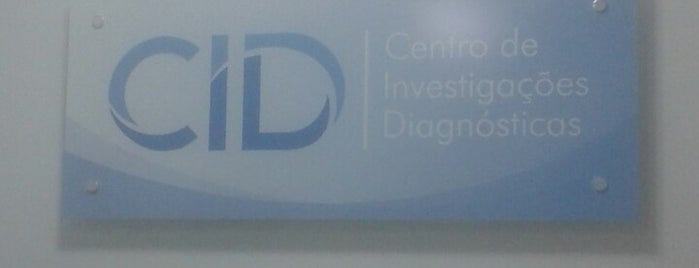 CID - Centro de Investigações Diagnósticas is one of สถานที่ที่ Lydianne ถูกใจ.