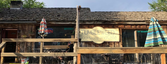 Tumbleweed Bookstore and Cafe is one of Montana.