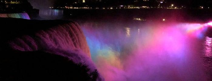 Niagara Falls (American Side) is one of Jason : понравившиеся места.