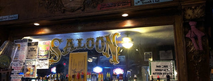 The Two Bit Saloon is one of Jasonさんの保存済みスポット.