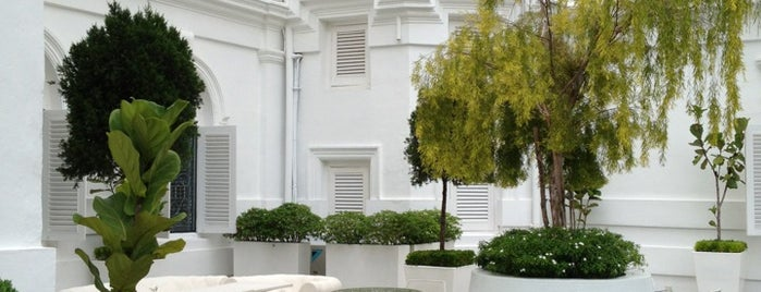 Macalister Mansion is one of Design Hotels.