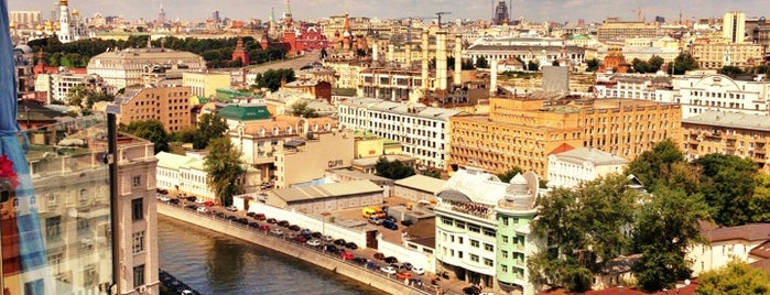 Карлсон is one of Москва.